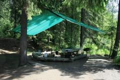 Пикниковое место