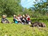 Детский лагерь в Токсово