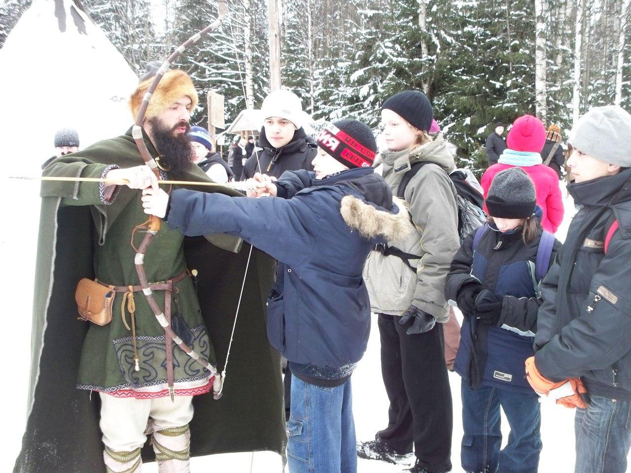 Зимние и новогодние поездки в Токсово