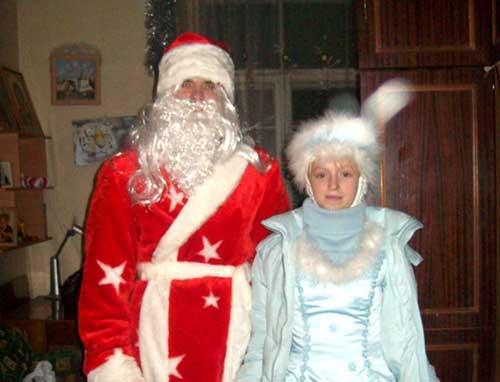 Дед Мороз пришёл, но где подарки?