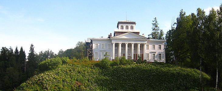 усадебный дом в Рождествено