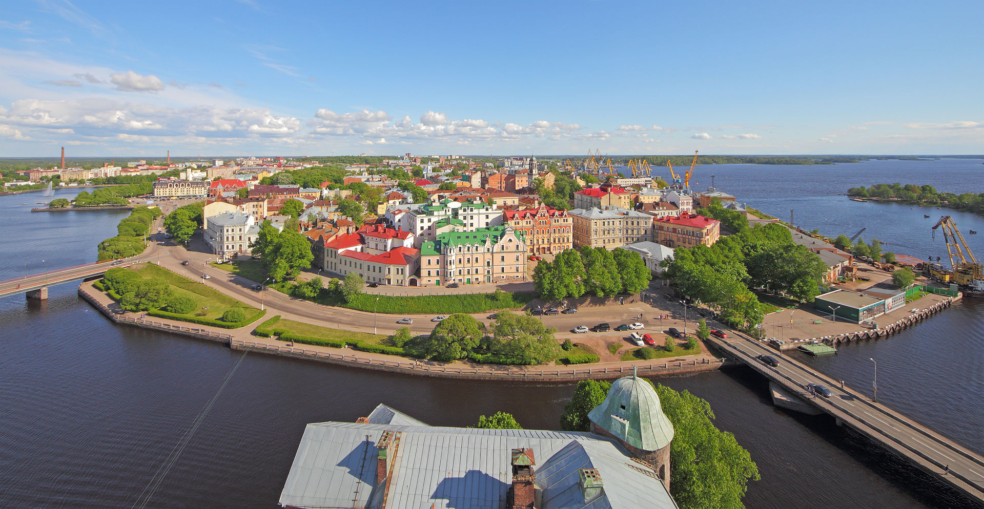 Vyborg_June2012_View_from_Olaf_Tower_06